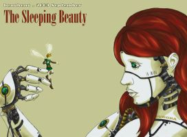 Sleeping Beauty by shenxiaolu