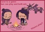 A Gamer's Valentine - 2 by RErrede