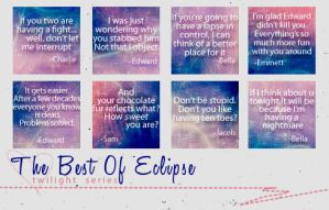 The Best Of Eclipse by Ivana991
