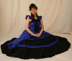 The Victorian Lady 26 by MajesticStock