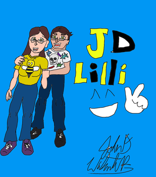 JD and Lilli by torro888