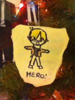 APH America Ornament by HazelLevesque24