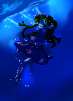 [APH] San Marino Contest Entry- Underwater by Russane