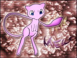 Mew Fantasy by CandyKins