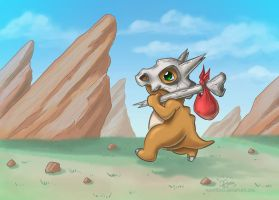 Cubone Adventure by SuperEdco
