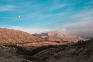 Vista From Sacsayhuaman by mcheung