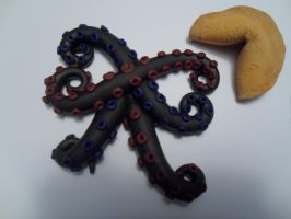 Tentacles and a Cookie by Missylanieous