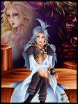 Kuja: Moral Ambiguity by blazing-eyes