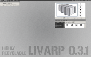 wmfs on livarp 0.3.1 by guantas