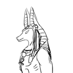Anubis sketch bullshit by Sandexicutionist