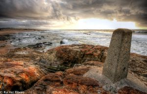 The standing stone by ruivazribeiro