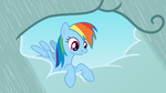 Weather Pony Rainbow Dash by uxyd