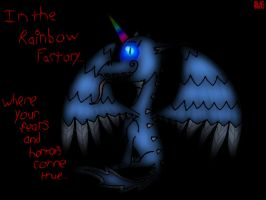 In The Rainbow Factory... by Animatronic-Skrillex