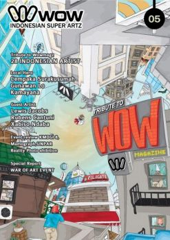 WOW 05 cover image by wOwindonesia