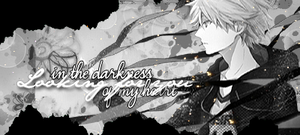 Looking for you in the darkness of my heart by Ernely