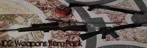 L4D2 Small Weapon's Pack 2 by a-m-b-e-r-w-o-l-f