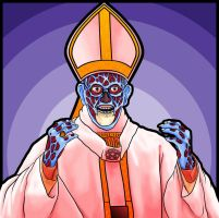 The Pope Lives by CultCreations