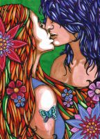 Hippie Love by Etoia
