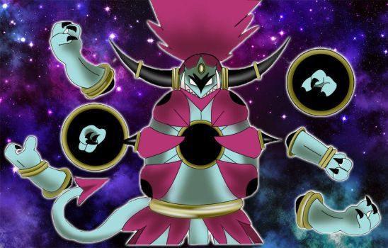 how to get hoopa unbound in pokemon x and y