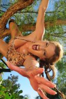 Actiongirls Jungle Babe Series by ScottyJX