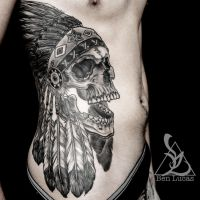 Dillons-indian-head-skull-web by Ben-Lucas