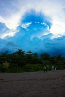 Stormy Clouds by Sp3nc3r-H1nds