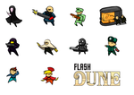 Flash Dune Armies by Norsehound