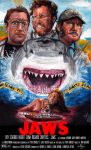 Jaws 40th Anniversary poster by smjblessing