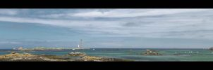 Panorama nord Bretagne by tiquitiqui