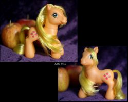G3 AppleJack by wylf