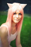 No.151 Mew by Leonie-Heartilly
