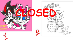 Easter Contest Entries Closed by SA2-Fans-Club