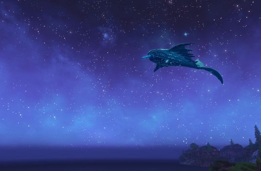 Mother Whale - Revelation Online by Liilalia