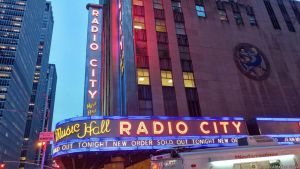 New Order at Radio City - Sold Out by TAGFoto