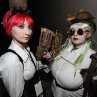 Steampunk Girls by Pains-Angel