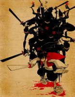 Samurai Project by KWESTONE