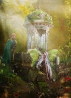 Land Of Elves and Fae 2 by designdiva3