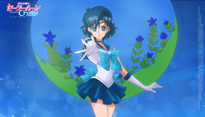 SAILOR MOON CRYSTAL - Sailor Mercury (Act 2) by JackoWcastillo