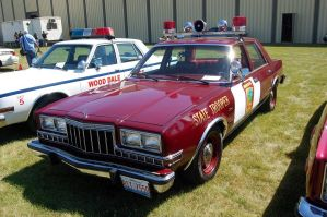 87 Dodge Diplomat by JDAWG9806