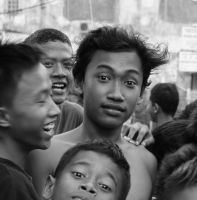 Children of Indonesia 2 by Navvyblue