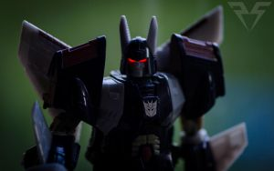 Transformers Universe = Cyclonus by PlasticSparkPhotos