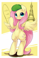 Art Trade : Beret Shy by Marenlicious
