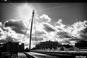 Samuel Beckett Bridge 3 by haggins11