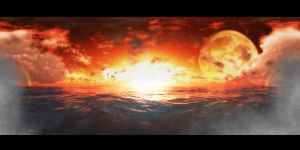 Betelgeuse Panorama 3 by HANxOPX