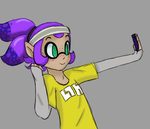 Inkling Boy Violet by Mewsly-Girl