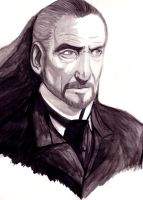 Charles Dance as Vetinari by Linxcat
