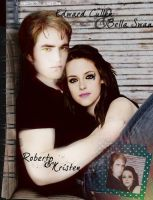 Twilight: Robert and Kristen by Nami-TH