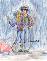 April Showers by piedpipergirl