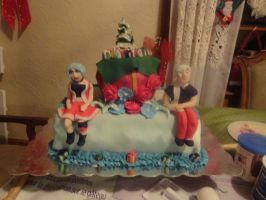 My Christmas Cake by Kate078