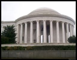 Jefferson Memorial by Lilith1985